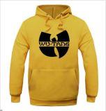 Venda Por Atacado Custom Mens Pullover Fleece Sweatshirt / Hoodie (A067)