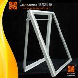 Porta de acesso ajustável do alumínio do sistema de ventilação