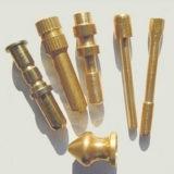 Precisão mecânica/CNC feito à máquina/máquina/maquinaria que faz à máquina auto peças sobresselentes de bronze do metal