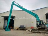 Crescimento e braço longos do alcance do ce-Aproved para a máquina escavadora de Kobelco Sk350