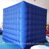 Aerostato chiuso ermeticamente del PVC del cubo gonfiabile per la promozione