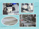 Máquina de Overlock para a máquina de costura do chapéu de coco do colchão