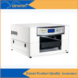 Máquina de impressão UV do tamanho Flatbed UV quente da impressora A3 do Sell para o vidro