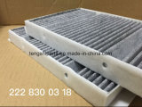 Peças de automóvel 222 830 03 filtro de ar de 18 cabines para o Benz W222