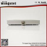 110V-240V 900/1800 / 2100MHz GSM / Dcs / WCDMA Amplificador de señal de teléfono celular para Oficina