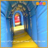Città gonfiabile di divertimento di divertimento del capretto della sosta di divertimento dello spazio (AQ01116)