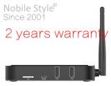 De naar maat gemaakte Slimme Kern T95-1GB/8GB van de Vierling van de Doos S905/S905X van TV van de Heemst Android5.1//6.0