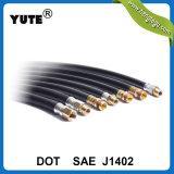 Boyau en caoutchouc de frein à air de boyau de Yute EPDM avec SAE J1402