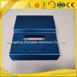 ISO-9001 anodisierenverdrängtes Profil Profil-Aluminium CNC-Alu