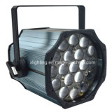 19*15W RGBW 4in1 LEDのズームレンズの同価