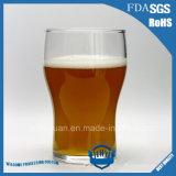 cuvette en verre d'échantillon en verre de bière 200ml
