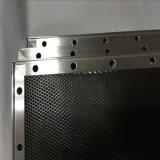 EMI che protegge l'alluminio del favo dei comitati (HR324)