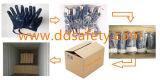 Gants 2017 fonctionnants entièrement enduits de nitriles de Ddsafety