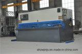 QC12k 12*2500 hydraulisches CNC-Schwingen-scherende Maschine