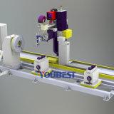 Linha de produção pré-fabricação de tubulação profissional e fabricação de linha de tubulação