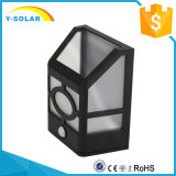1W LED Straßenlaterne-PIR Bewegungs-Fühler und Nachtfühler-kampierendes Solarlicht SL1-37-R
