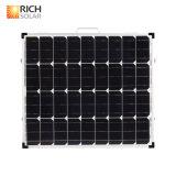 3개의 유연한 태양 모듈 Monocrystalline 태양 전지 156 x 156 mm