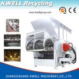 Einzelne Plastikwelle, die Machine/PP zerreißende Maschine zerreißt