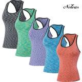 Ropa de la gimnasia de la yoga de la aptitud del deporte de la compresión de las mujeres de Nt0500 Neleus