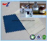 Anti anti tela ácida antiestática do alcalóide para a roupa