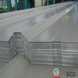 Покрасьте Coated Corrugated лист толя металла с цинком 40g гальванизировано