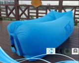 Saco de sono inflável do lugar frequentado ao ar livre colorido popular do sofá do ar