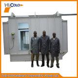 Conduzir-Através da cabine de pulverizador do revestimento do pó que carrega a Kenya