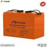 12V 120ah tiefe Schleife-nachladbare Solargel-Batterie