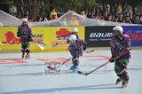 Langlebiges und kein anhaftendes Rollen-Eislauf-Gericht/Hockey-Gericht
