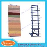 Pavimento del metallo che si leva in piedi il banco di mostra alla moda delle mattonelle di ceramica