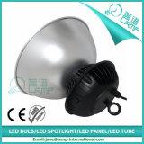 alto indicatore luminoso della baia di 90degree 100W LED con il coperchio di vetro (WQ-HB)