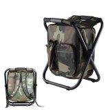 Складывая сь Backpack мешка снасти стула рыболовства перемещения пикника ся