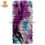 Nieuwste Afgedrukte Elastische Multifunctionele OpenluchtBandana 100% Polyester