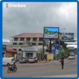 pH10 상업 광고를 위한 옥외 풀 컬러 발광 다이오드 표시