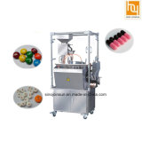 Máquina de impressão vazia da almofada da cápsula da cápsula macia amplamente utilizada de Ysz-B