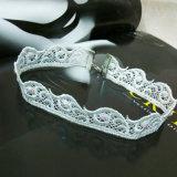 De nieuwste Halsband van de Nauwsluitende halsketting van de Vrouwen van de Tatoegering van het Kant van de Toebehoren van de Juwelen van de Manier