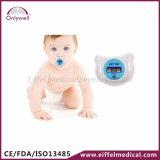 De medische Elektronische Thermometer van het Uitsteeksel van de Fopspeen van de Baby van de Kleur