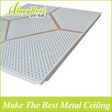2017 painéis materiais de alumínio do telhado do teto do teste padrão novo