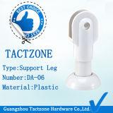 Insieme di plastica bianco del divisorio della stanza da bagno del cubicolo della toletta all'ingrosso del hardware