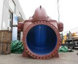 Einzelnes Stadiums-aufgeteiltes Gehäuse-zentrifugale Wasser-Pumpe