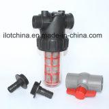 Ilot 물 호스는 투명한 병 필터 시스템 Filtrator를 연결한다