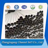 江蘇中国の黒い突き出されたアルミニウム管で作られる