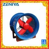 Малошумный циркуляционный вентилятор для вентиляции