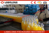 Linha de produção automática da máquina/do engarrafamento de enchimento do suco de fruta de Apple