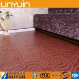 Moqueta del PVC de la calidad de Highg, suelo de vides, tablón del vinilo