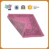 Bandana del raso del quadrato di stampa di Digitahi con il marchio su ordinazione