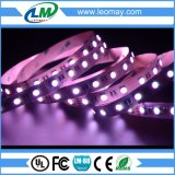 5050 indicatore luminoso di striscia flessibile del nastro 60LEDs/m LED di 4in1 LED