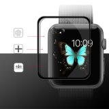 Volles abgedecktes Wärme-verbiegendes Technologie-Bildschirm-Schild für Apple-Uhr-Bildschirm-schützenden Film