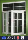 Ventana alemana insonorizada de la ventana de Veka UPVC (BHP-CWP04)