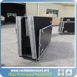Vente extérieure portative mobile en aluminium d'étape de concert